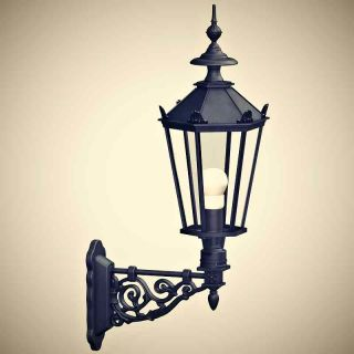 Hoflampe (Wandlampe 82cm)