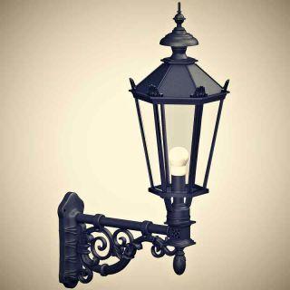 Hoflampe (Wandlampe 103cm)