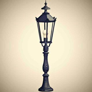 Antike Wegeleuchte 109cm