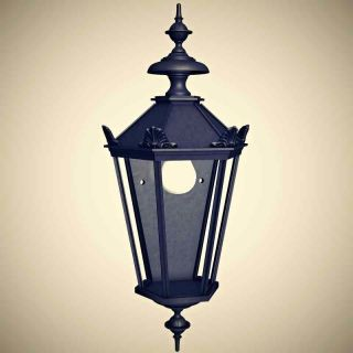 Wandlampe 61cm