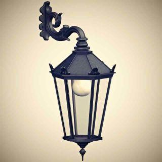 Wandlampe 55cm