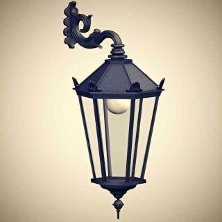 Wandlampe 65cm